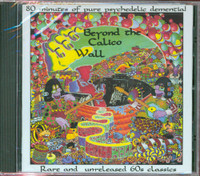 BEYOND THE CALICO WALL - VA (60s psych rarities)Comp CD