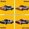 SHAKE SOME ACTION  - Vol.4 (rare 70s  power-pop, mod & new wave U.S.  singles) Comp CD's