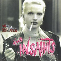INSAINTS - Sins Of Saints (San Francisco 80s punk) LAST COPIES! CD