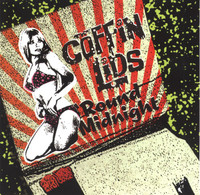 COFFIN LIDS - 'Round Midnight  (fuzzed out garage)-CD