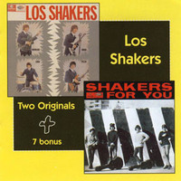 SHAKERS, LOS- Shakers for You (TWo Originals + 7 BONUS TRACKS  68/71 Uruguayan Rock)  CD