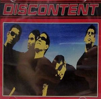 DISCONTENT -ST (SHAM 69 and AC/DC meet MOTORHEAD & The HELLACOPTERS)LAST COPIES!  CD's