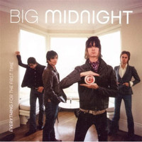 BIG MIDNIGHT - Everything For The First Time (RICHMOND SLUTS- S.F. power pop/garage  Stooges style)CD