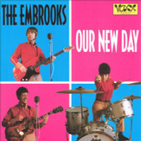 EMBROOKS - Our New Day (90s UK Freakbeat masterpiece) CD