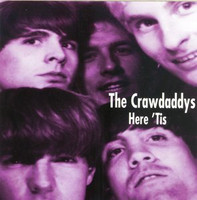 CRAWDADDYS, THE - Here 'Tis (Great fuzz garage with Mike Stax!) LAST COPIES CD