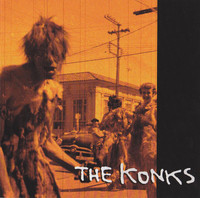 KONKS  -ST  (Great obscure BOMP garage, LAST COPIES!) CD