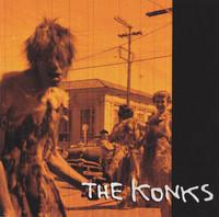KONKS  -ST  (Great obscure BOMP garage) CD