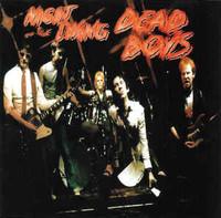 DEAD BOYS - Night Of The Living  (Band photo cover) last-ever CBGB show w. orig '77 lineup & bonus tracks) CD