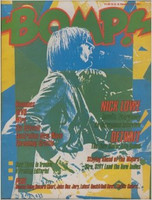 BOMP MAGAZINE #20 -  1979 with Nick Lowe! Books & Mags