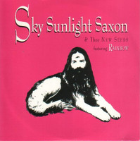 SKY SUNLIGHT SAXON - Beautiful Stars  orig PRESSING 1978!  - 45 RPM