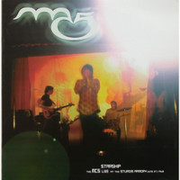 MC5 - Starship - Live at the Sturgis Armory -June 1968 WAREHOUSE FIND -  CD