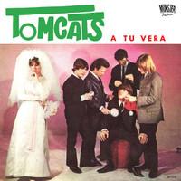 TOMCATS/ LOS JUNIOR'S - A Tu Vera/Te Fuiste  (60s nuggets fuzz psych) 45 RPM