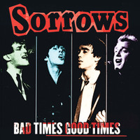 SORROWS- Bad Times Good Times (1977 power pop gems) BLACK LP