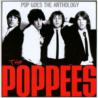 POPPEES -Pop Goes The Anthology (Great 70s power pop! )CLASSIC BLACK VINYL LP
