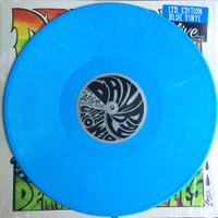 DATURA4 -Demon Blues (GARAGE psych ) ELECTRIC BLUE vinyl ltd ed of 150  LAST COPIES  LP