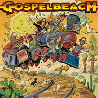GOSPELBEACH - Pacific Surf Line- CLASSIC BLACK VINYL LP