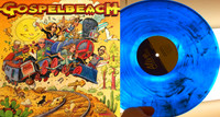 GOSPELBEACH - Pacific Surf Line- With Neal Casal. LTD ED OF 150 BLUE SMOKE  VINYL