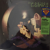 CRAMPS, THE  -PSYCHEDELIC JUNGLE - LTD ED 200 GRAM  LP