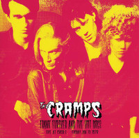 CRAMPS, THE  -Frank Further and the Hot Dogs,Live at CBGB'sJan 13, 1978. LP