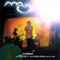 MC5 -Starship -Live At The Sturgis Armory June 27, 1968  WAREHOUSE FIND LAST COPIES! LP
