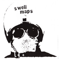 SWELL  MAPS - International Rescue ( 70s  post-punk rock legends) BLACK  VINYL LP
