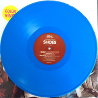 SHOES - Primal Vinyl- POWERPOP LEGENDS!  LAST COPIES BLUE VINYL