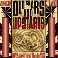 OLD SKARS & UPSTARTS 1999 -LAST COPIES ! w.  Rancid, Stitches, US BOMBS-COMP CD
