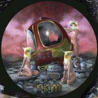 SSM - ST (Great DETROIT rock and roll w. Dan of the Black Keys on Guitar!) DBL GATEFOLD LP