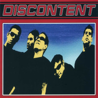 DISCONTENT - ST (sonic rock'n'roll.) LP