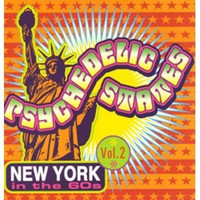 PSYCHEDELIC STATES - NEW YORK  In The 60's VOL 2 -COMP CD