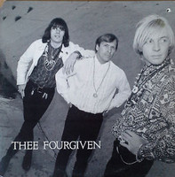 THEE FOURGIVEN - It Aint Pretty Down Here  (Nuggets inspired psych ) CD