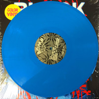 BLACK LIPS  - We Did Not Know the Forest Spirit Made the Flowers Grow-180 gram ELECTRIC BLUE VINYL
