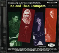 TEE AND THEE CRUMPETS  - Introducing Today's Young Hitmakers   CD