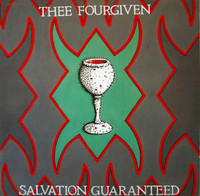 THEE FOURGIVEN-Salvation Guaranteed (60s style garage)  LAST COPIES! LP