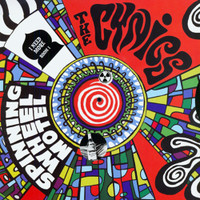 CYNICS  - Spinning Wheel Motel (garage) GATEFOLD JACKET CD