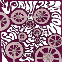 DOLLY ROCKER MOVEMENT - PURPLE JOURNEY -(Aussie paisley psych) CD