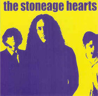 STONEAGE HEARTS - TURN ON (Joyous slabs of 60's inspired garage powerpop with dom Mariani of DM3 and Datura4 ) CD