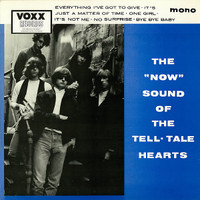 TELLTALE HEARTS   - Now  Sound -ONE COPY!   LP