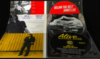 JAMES LEG (BLACK DIAMOND HEAVIES) ALL 3 CD BUNDLE FOR A GREAT PRICE!