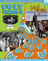 UGLY THINGS  - #42 SUMMER 2016: YARDBIRDS / WEIRDOS -BOOKS & MAGS