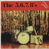5,6,7,8 S - ST (great Japanese garage!)  LP