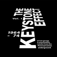 KEYSTONE EFFECT VOL1:1964-74  LOST GARAGE & PSYCH FROM THE PENNSYLVANIAN UNDERGROUND-  COMP LP