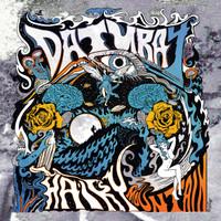 DATURA4  -HAIRY MOUNTAIN  - CLASSIC BLACK VINYL LP