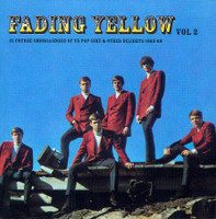 FADING YELLOW VOL 2 -U.S. POP-SIKE '65-'69  COMP CD