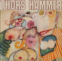 THOR'S HAMMER -ST  (Icelandic garage legends!  65-67)LP