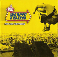 WARPED TOUR   -2003 TOUR COMPILATION (U.S. BOMBS, BRIGGS, AND MORE)  CD
