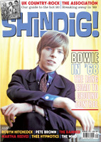 SHINDIG!  -#78  DAVID BOWIE