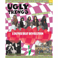 UGLY THINGS  - #45   Q65, THE OUTSIDERS and the Dutch Beat Revolution