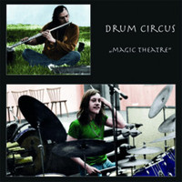 DRUM CIRCUS -Magic Theatre  TWEAKED CORNER BARGAIN (1971  truly insane psych with LSD drenched lyrics )LP