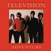 TELEVISION  -ADVENTURE (1978) 180 GRAM LP
